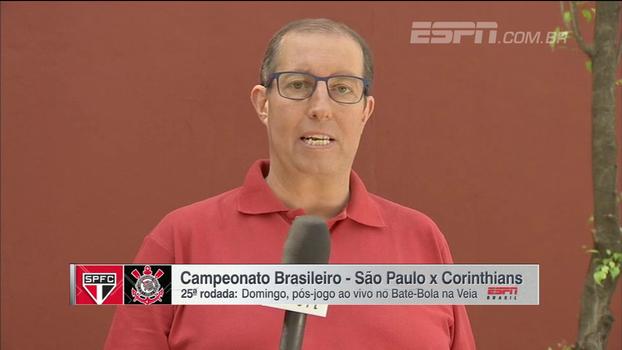 Treino com portões fechados e Lucas Fernandes aniversariante: Edu Affonso traz as novidades do São Paulo