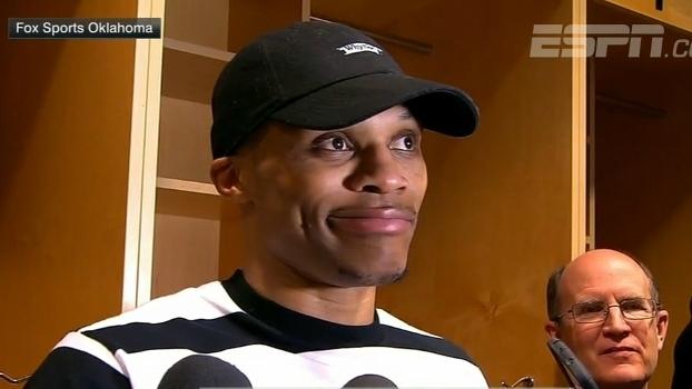 Após crítica de dono dos Mavericks, Westbrook rebate: 'O que ele disse nem me interessa'