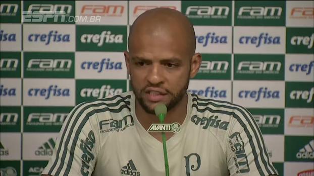 Felipe Melo aprova chegada de Roger Machado e pede menos 'mimimi' da torcida: 'Sou a favor de renovação'
