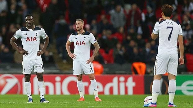 UEFA Europa League: Melhores momentos Tottenham 2 x 2 Gent