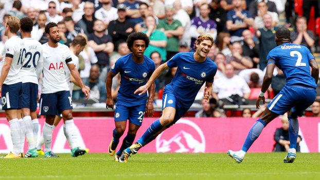 Premier League: Gols de Tottenham 1 x 2 Chelsea