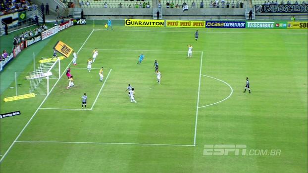 Série B: Gols de Ceará 3 x 1 Criciúma