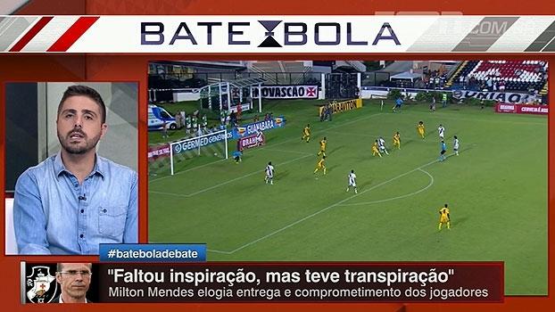 Sem Cristóvão no Vasco, Nicola aponta mudança de postura: 'Agora, os jogadores serão cobrados'