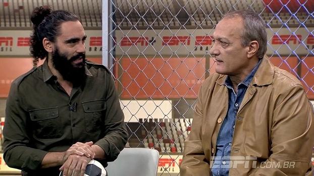 Leandro fala sobre gol contra em 'batalha' em Santiago: 'Providencial. Se não, a gente não saía vivo