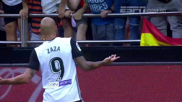 Rodrigo marca, Valencia vence Bilbao por 3 a 2 e chega ao 3º lugar