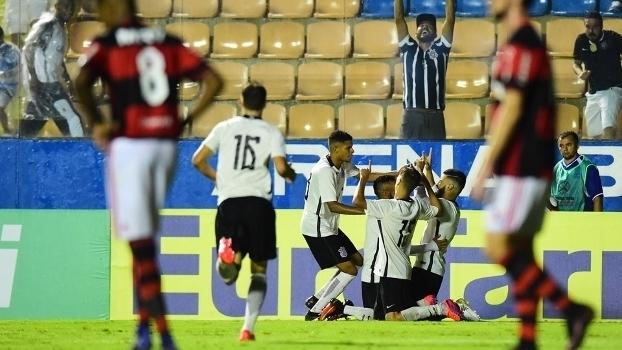 Copa São Paulo - quartas de final: Melhores momentos de Corinthians 2 x 1 Flamengo