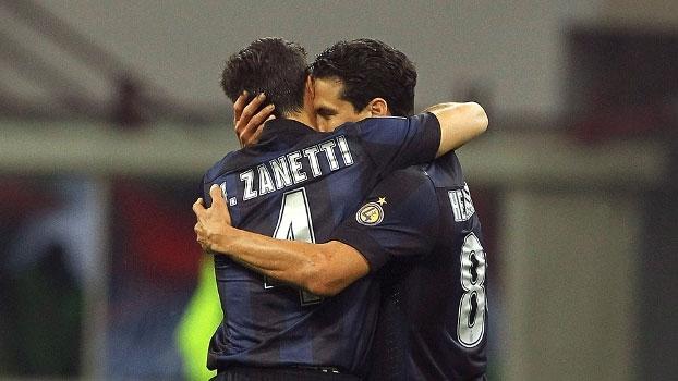 Italiano: Gols de Internazionale 4 x 1 Lazio