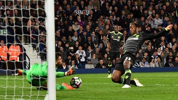 Premier League: Gol de West Bromwich 0 x 1 Chelsea