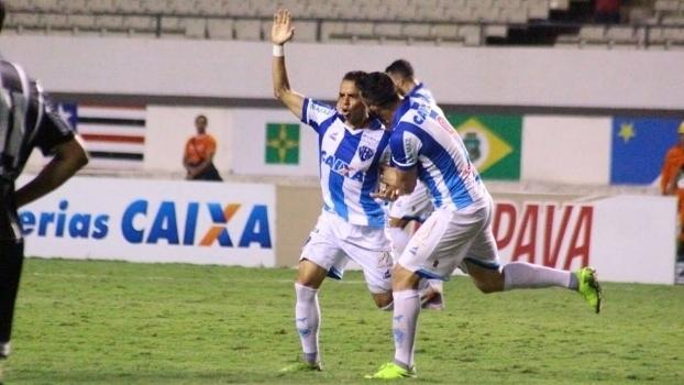Assista aos gols da vitória do Paysandu sobre o Bragantino por 3 a 0!
