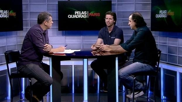 Meligeni cita Carlos Moyá e diz: 'O Nadal voltou a jogar de uma maneira diferente'