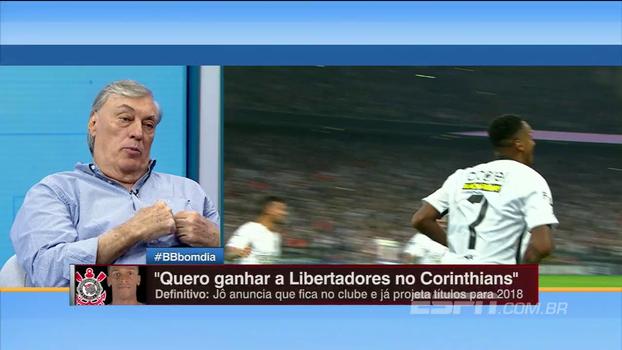 Há interesse? Negociação? Diretor de futebol do Corinthians fala de Roger e Zé Rafael