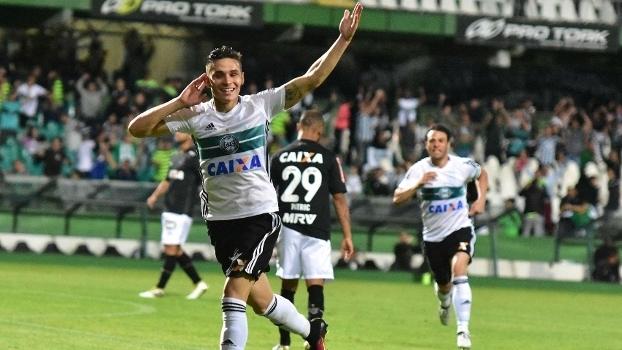 Brasileiro: Gols de Coritiba 2 x 0 Atlético-MG