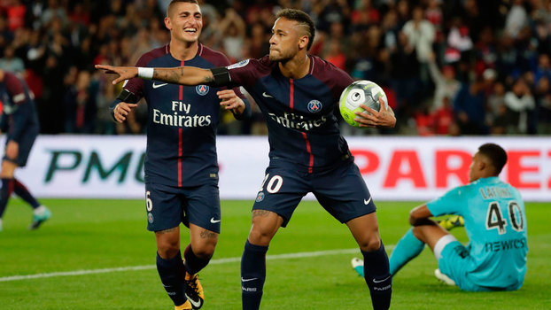 Assista aos gols da vitória do PSG sobre o Toulouse por 6 a 2!