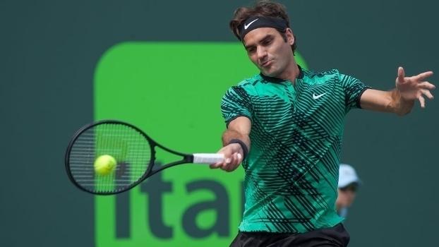 Assista aos lances da vitória de Federer sobre Del Potro por 2 sets a 0