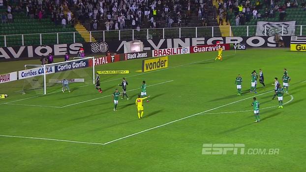 Série B: Gols de Figueirense 1 x 1 Goiás