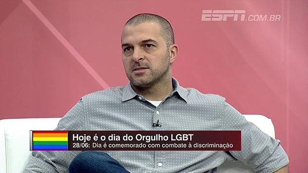Zé Elias lembra de ambiente preconceituoso com LGBTs nos clubes: 'Futebol carrega a imagem da sociedade'