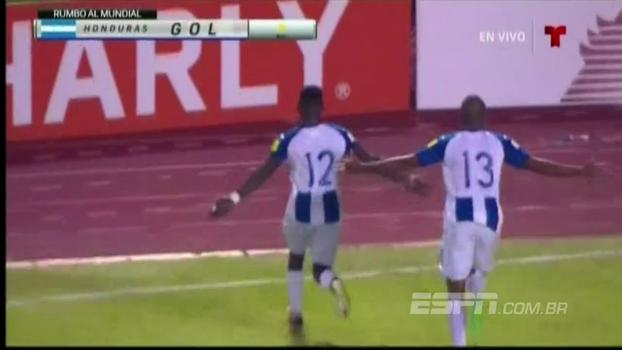 Confira os gols de Honduras 3 x 2 México
