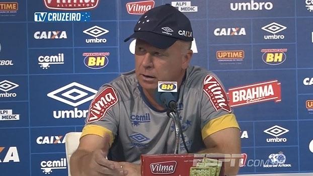 Mano sonha com título no Mineiro e destaca elenco do Cruzeiro