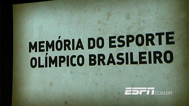 Projeto 'Memória do Esporte Olímpico Brasileiro' resgata história do país: 'chance de voltar no tempo'