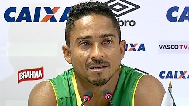Para Jorge Henrique, Vasco não fez grande partida contra Botafogo: 'Vamos nos preparar melhor'