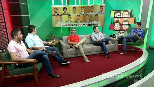 Luan, Geromel, Jô... Da seleção do Bola de Prata, quem merece estar na seleção brasileira?