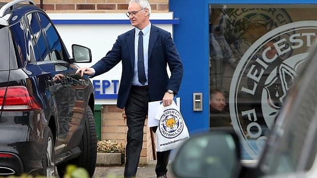 Fim do sonho: Claudio Ranieri não é mais técnico do Leicester