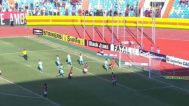 Série B: Gols de Atlético-GO 3 x 0 Avaí