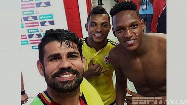 Calçade avalia Diego Costa no Palmeiras: 'Tudo é possível, mas seria uma situação maluca'