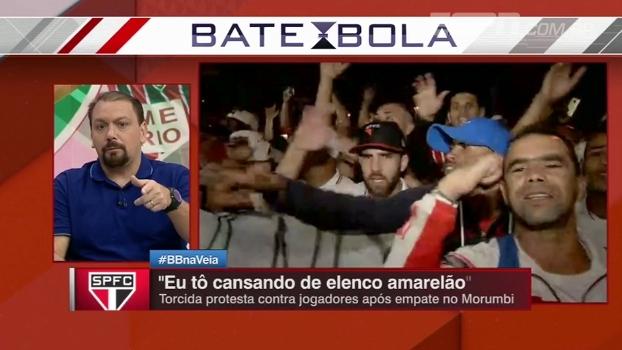 Para Alê Oliveira, idolatria como jogador no São Paulo é o que mantém Ceni no cargo