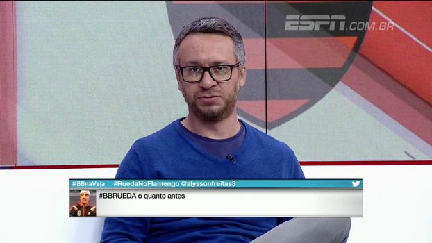 Mauricio Barros gostaria de ver Reinaldo Rueda no Brasil, mas diz: 'Difícil aceitar algo crítico'