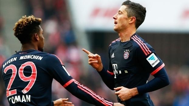 Assistir Bayern de Munique x Colônia ao vivo 01/10/2016