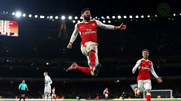 Premier League: Gols de Arsenal 1 x 0 West Bromwich Albion