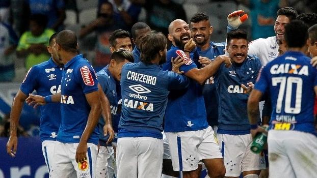 Copa do Brasil: Gol de Cruzeiro 1 x 0 Botafogo