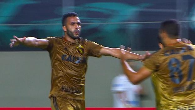 Brasileiro: Gols de América-MG 2 x 2 Sport