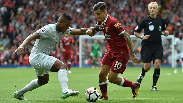 Premier League: Melhores momentos de Liverpool 0 x 0 Manchester United