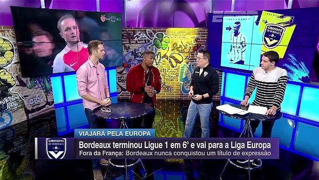 Malcom elogia Monaco e jovem destaque do francês, Mbappé: 'Tem cabeça de 25 anos'