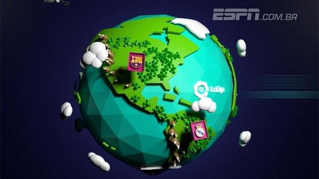 Audiência do 'El Clásico' supera 'Super Bowl' e LaLiga quer aumentar os números