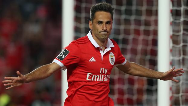 Português: Gols de Benfica 5 x 0 Belenenses
