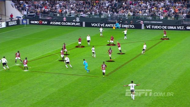 Quando os pontos fortes não funcionam: Rafa Oliveira mostra como o Vitória acabou com a invencibilidade do Corinthians