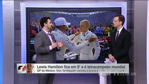 V. Martins comenta título de Hamilton, compara sua mentalidade à de Senna e fala em quebrar recordes de Schumacher