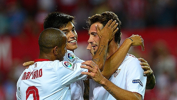 LaLiga: Gols de Sevilla 5 x 0 Osasuna