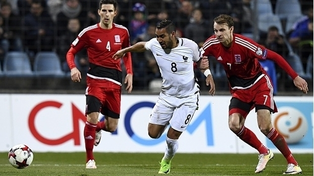 Assista aos melhores momentos da vitória da França sobre Luxemburgo por 3 a 1