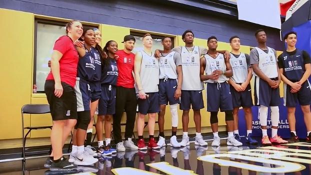 'Basquete Sem Fronteiras' reúne os melhores jogadores internacionais da NBA; veja a 3ª edição