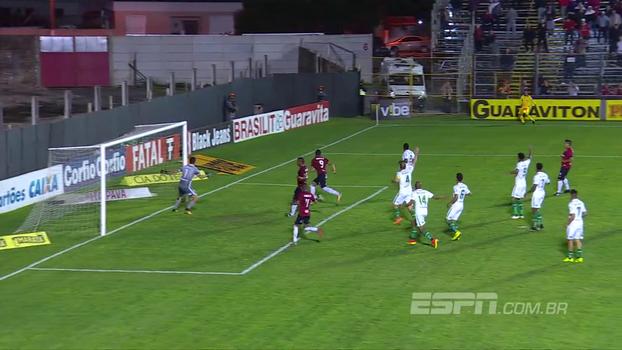 Assista ao gol da vitória do Brasil de Pelotas sobre o Juventude por 1 a 0!