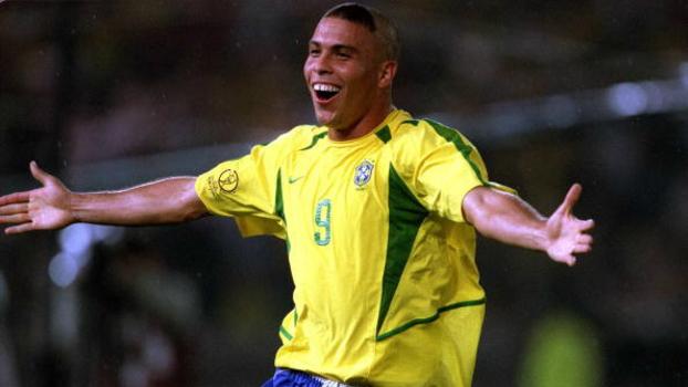 Para matar a saudade: delicie-se com alguns gols maravilhosos do aniversariante Ronaldo Fenômeno