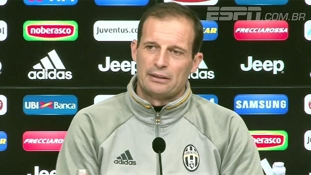 Técnico da Juventus prevê dificuldades contra Fiorentina e espera Dybala e Higuaín mais entrosados