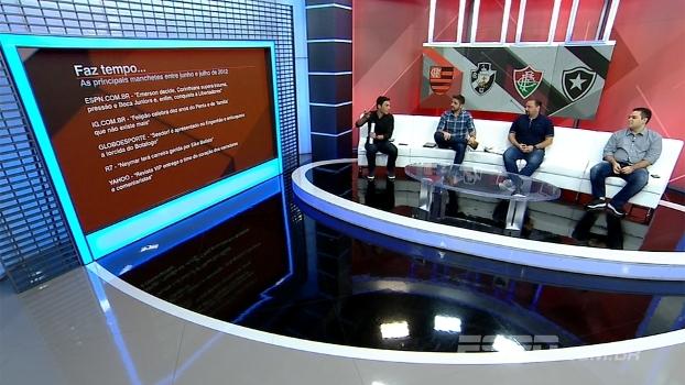 BB Debate relembra manchetes de 2012, última vez em que grandes do Rio venceram na mesma rodada do Brasileiro