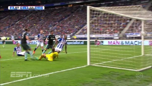Veja os gols de Heerenveen 0 x 4 Ajax