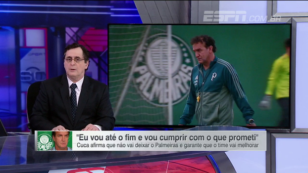 Antero critica discurso de Cuca com 'meias-verdades' e acredita que vaia de torcedor é normal: 'Até agora, passagem não está sendo sucesso'