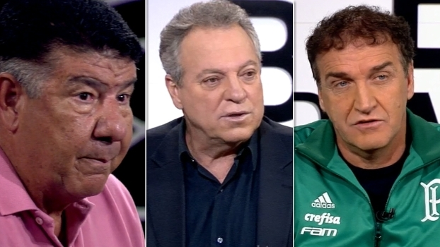 Bola da Vez Especial: Medalhões? Joel, Abel e Cuca comentam por que decolaram na carreira